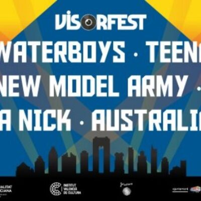 Visor Fest Benidorm 2021 com James, The Waterboys e mais 6 grupos