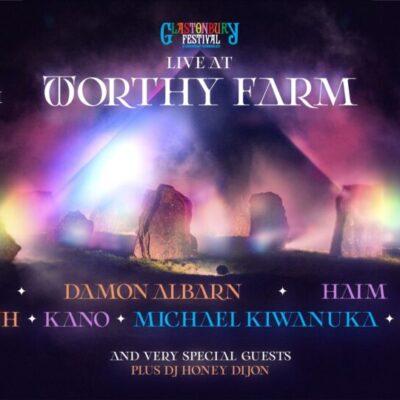 Glastonbury Festival 2021 Live at Worthy Farm global Livestream