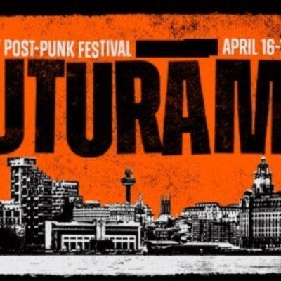 Festival Futurama 2022 com Heaven 17, Peter Hook, Spear of Destiny, Chameleons